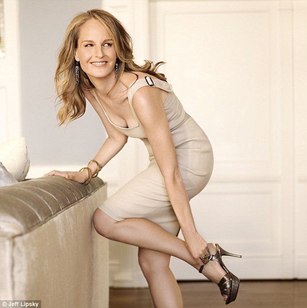 Helen Hunt y Sexy Feet on High Heels