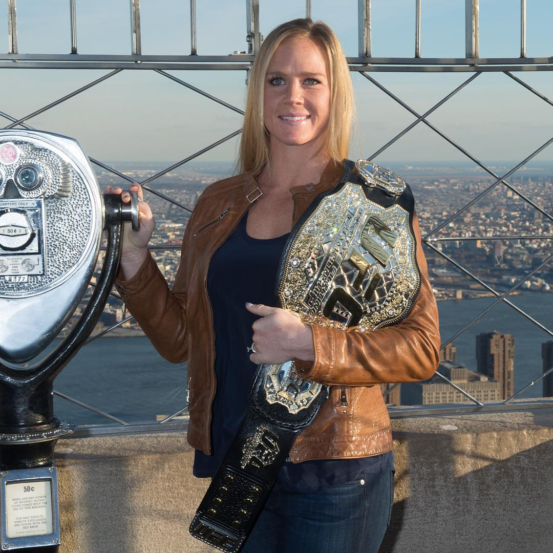 Holly Holm Chamiopn