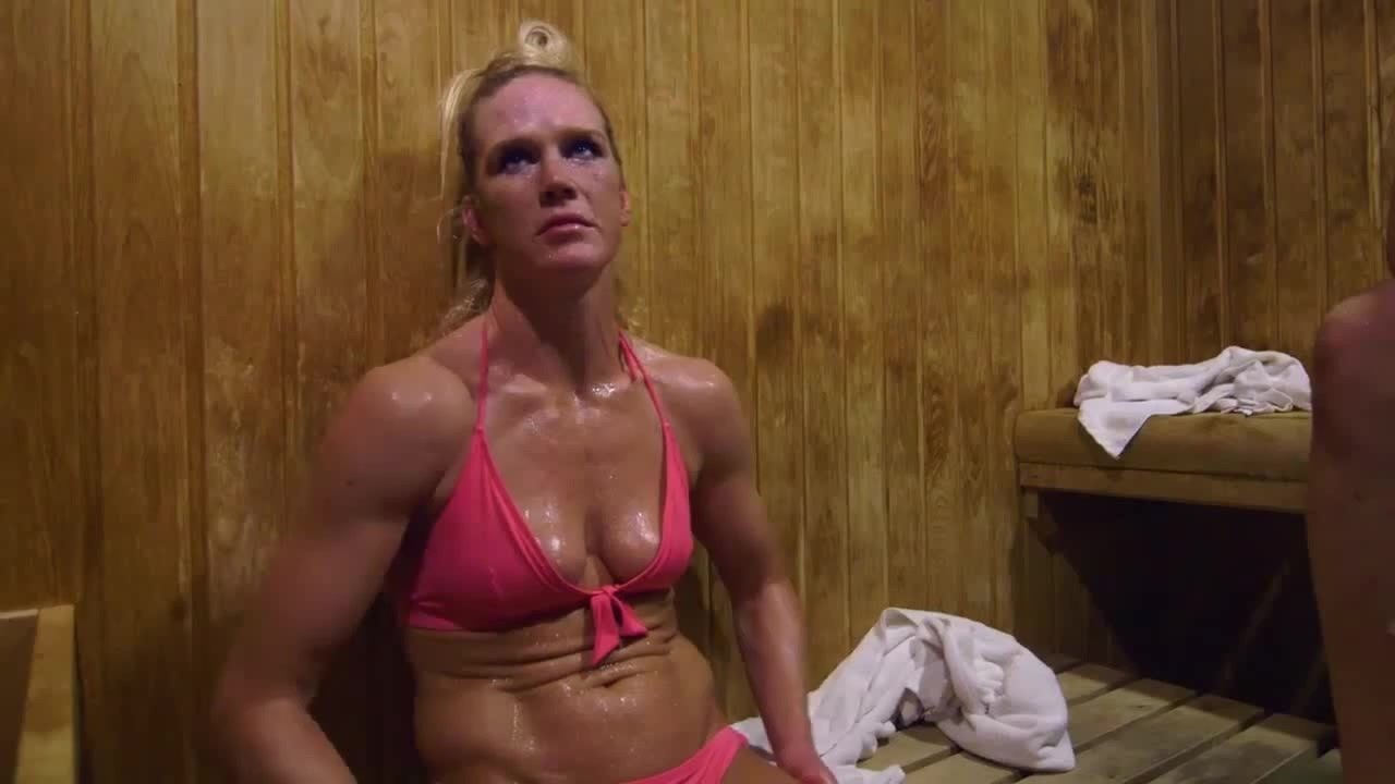 Holly Holm Hot in Bikini