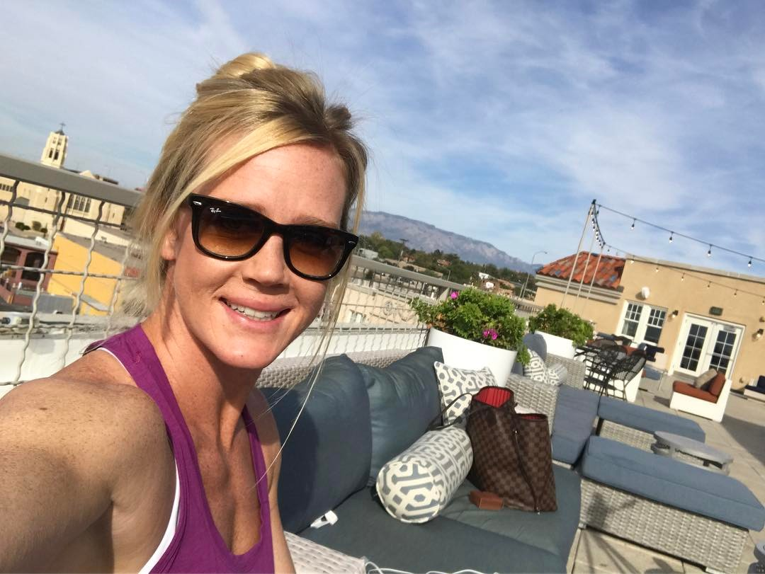 Holly Holm Hot in Black Gaugle