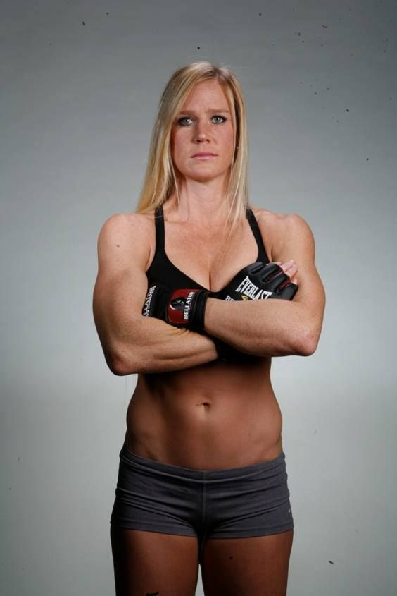 Holly Holm Photoshoot
