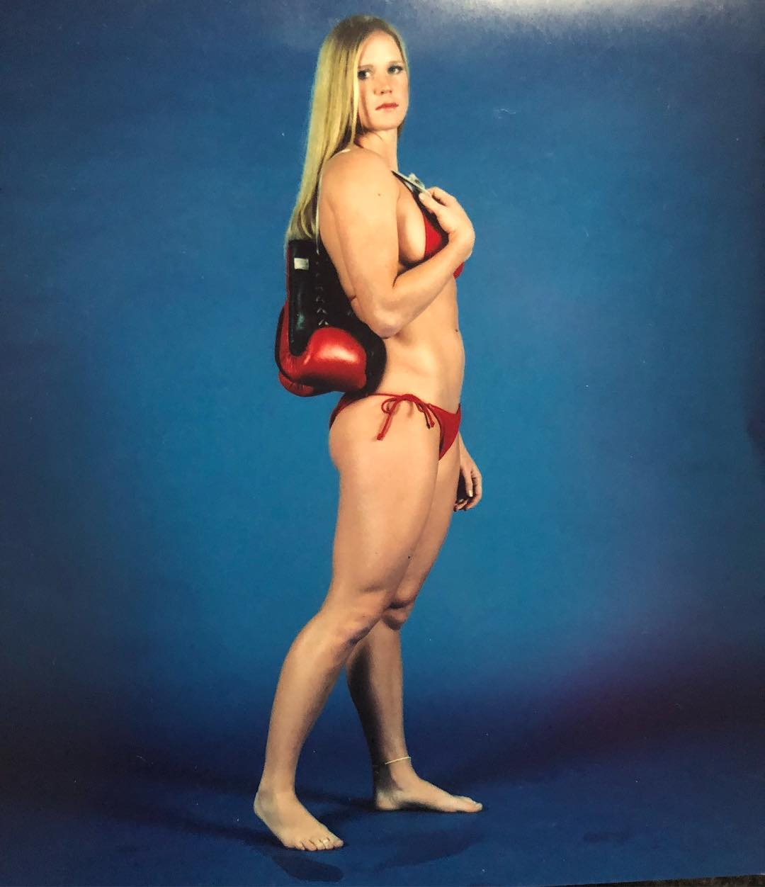Holly Holm Sexy