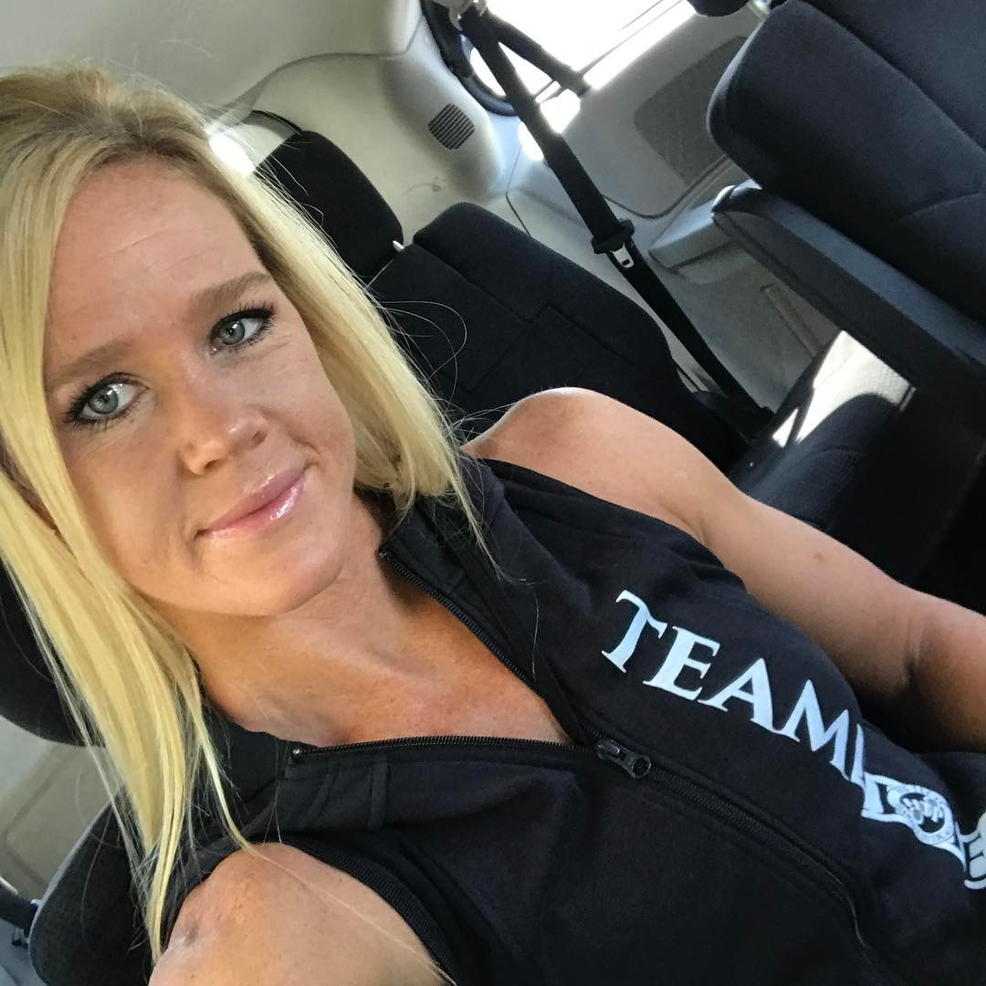 Holly Holm on Photoshoot Pics