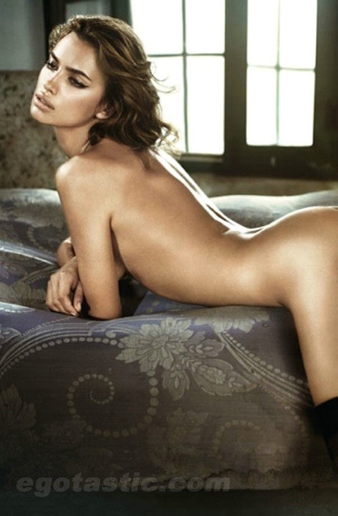 Irina Shayk damm hot picture