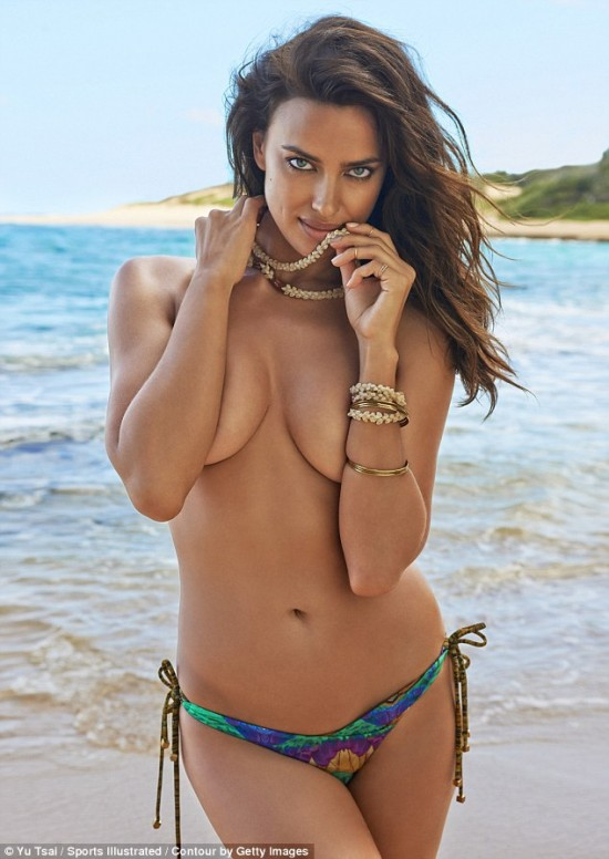 Irina Shayk hot lady photo