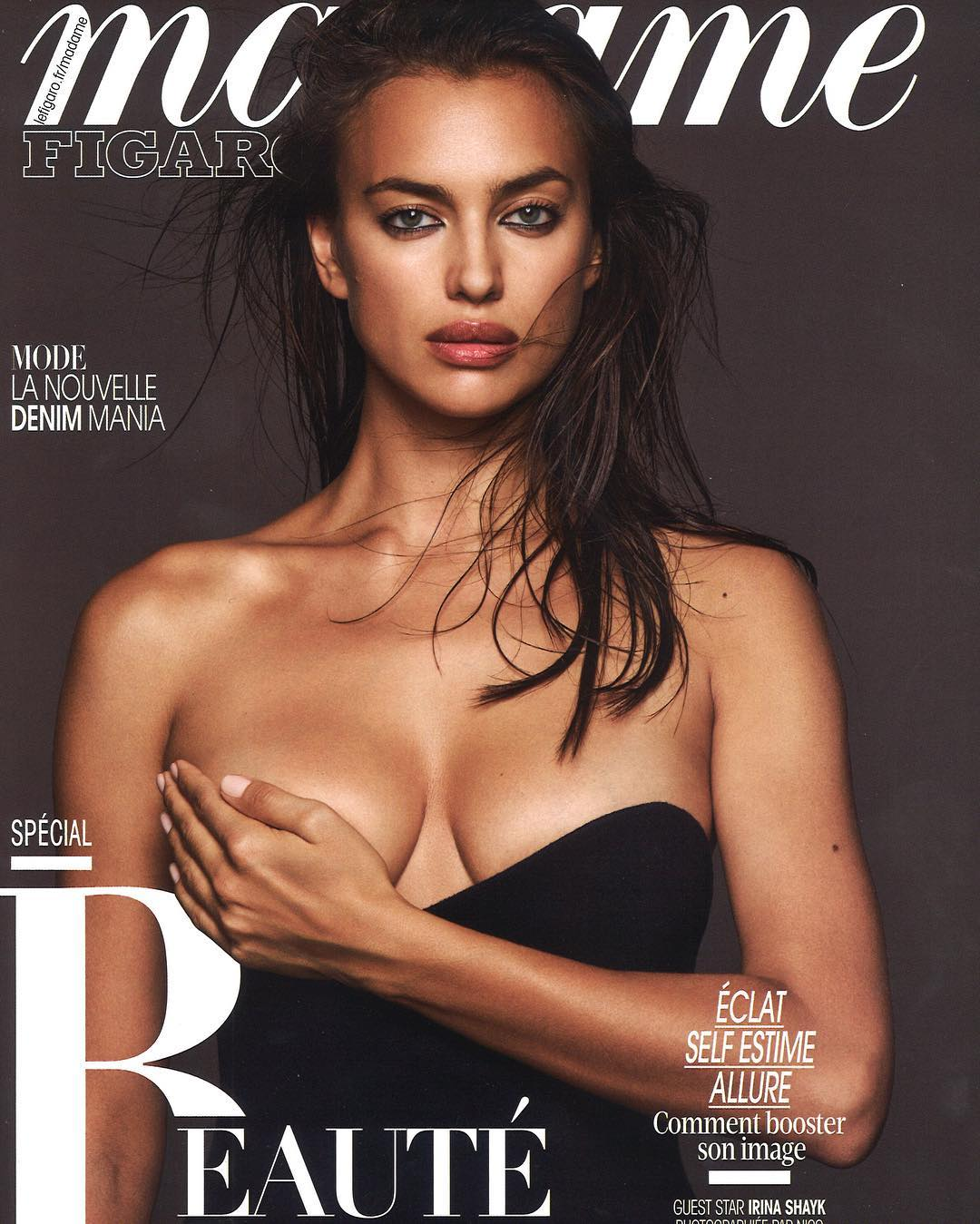 Irina Shayk hot picture