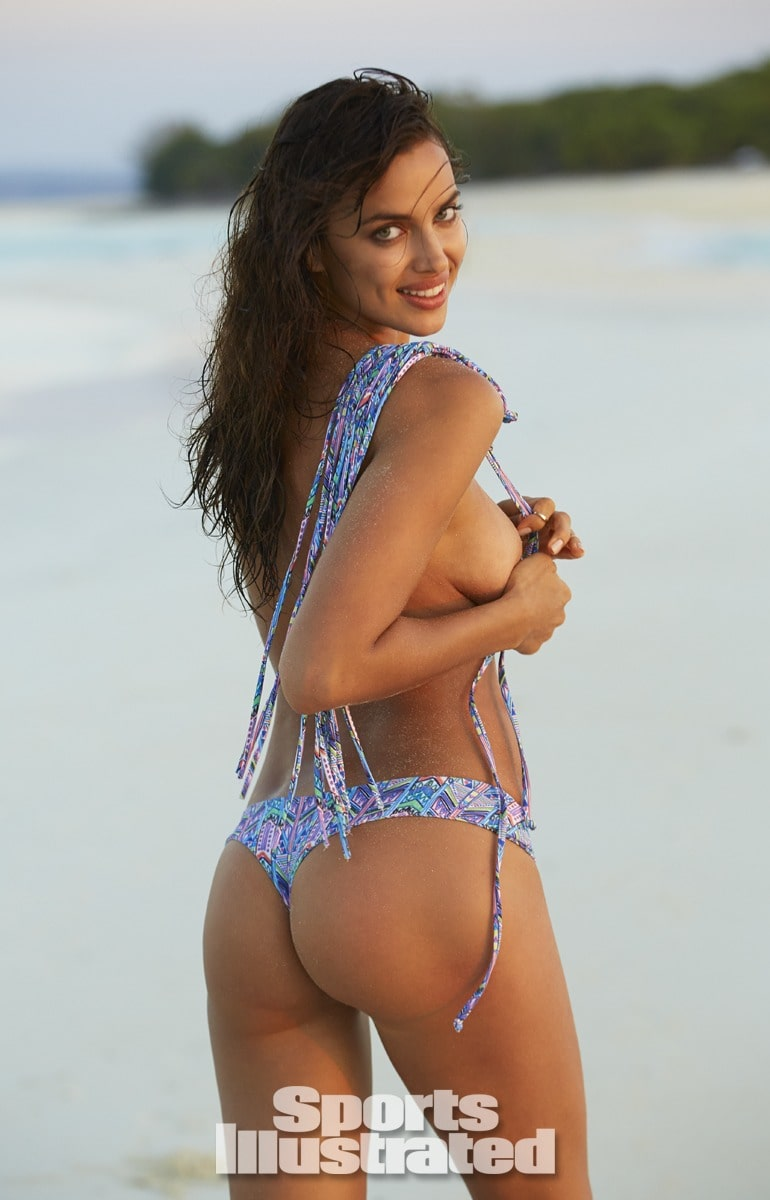 Irina Shayk hot women photo