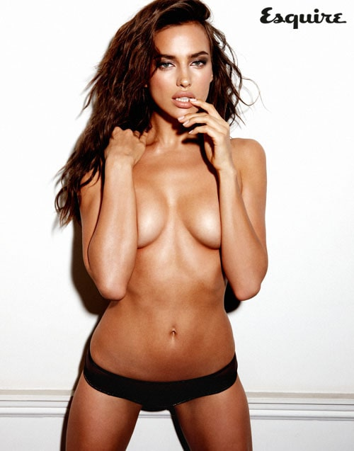 Irina Shayk hot women picture