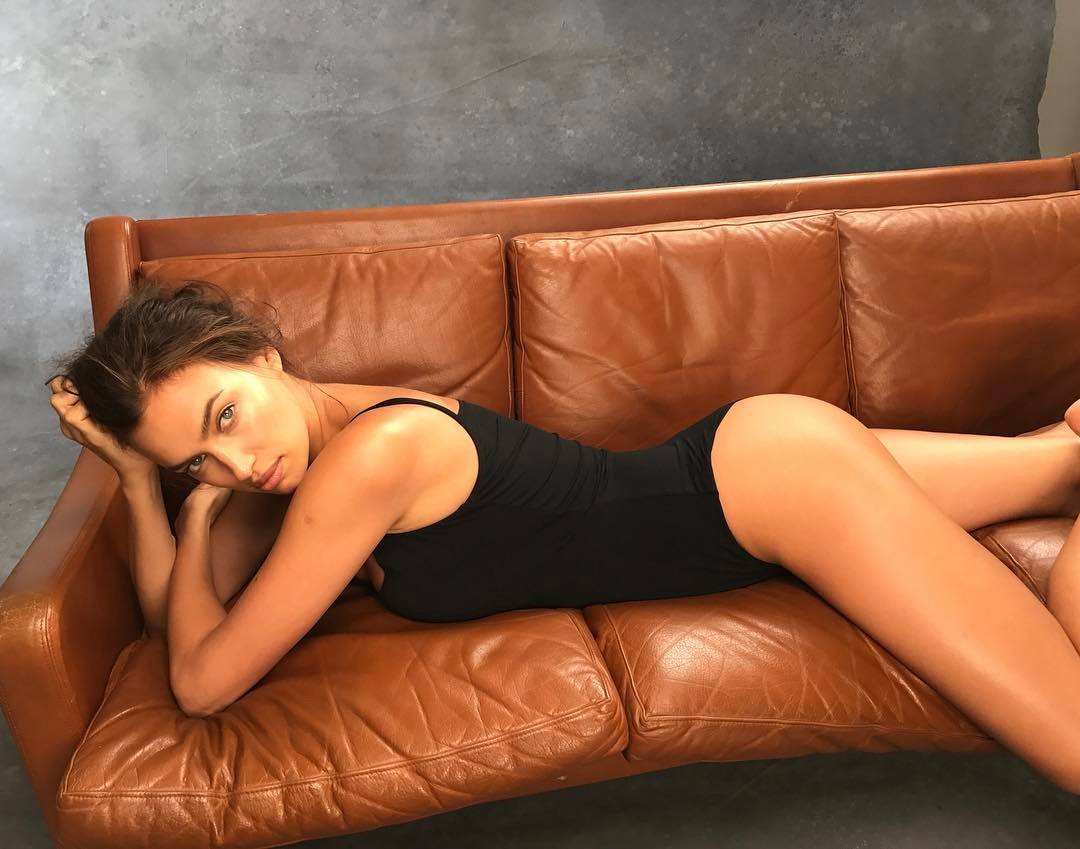 Irina Shayk sexy lady photo