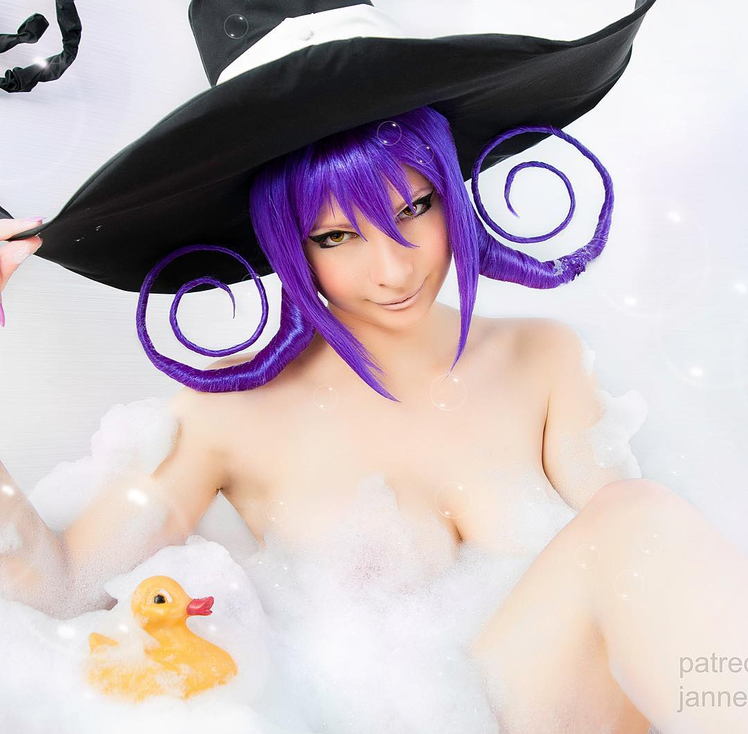 Jannet Incosplay Hot Photoshoot