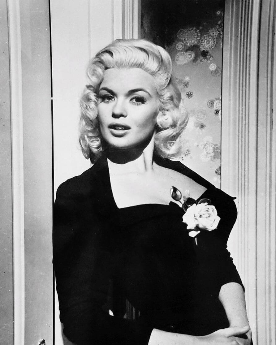 Jayne Mansfield awesome picture