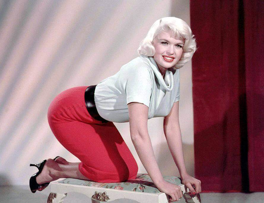 Jayne Mansfield hot picture