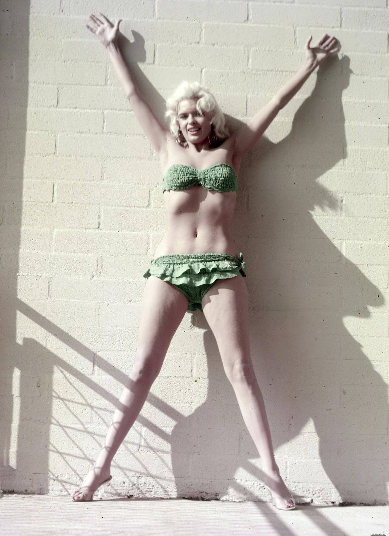 Jayne Mansfield sexy pic