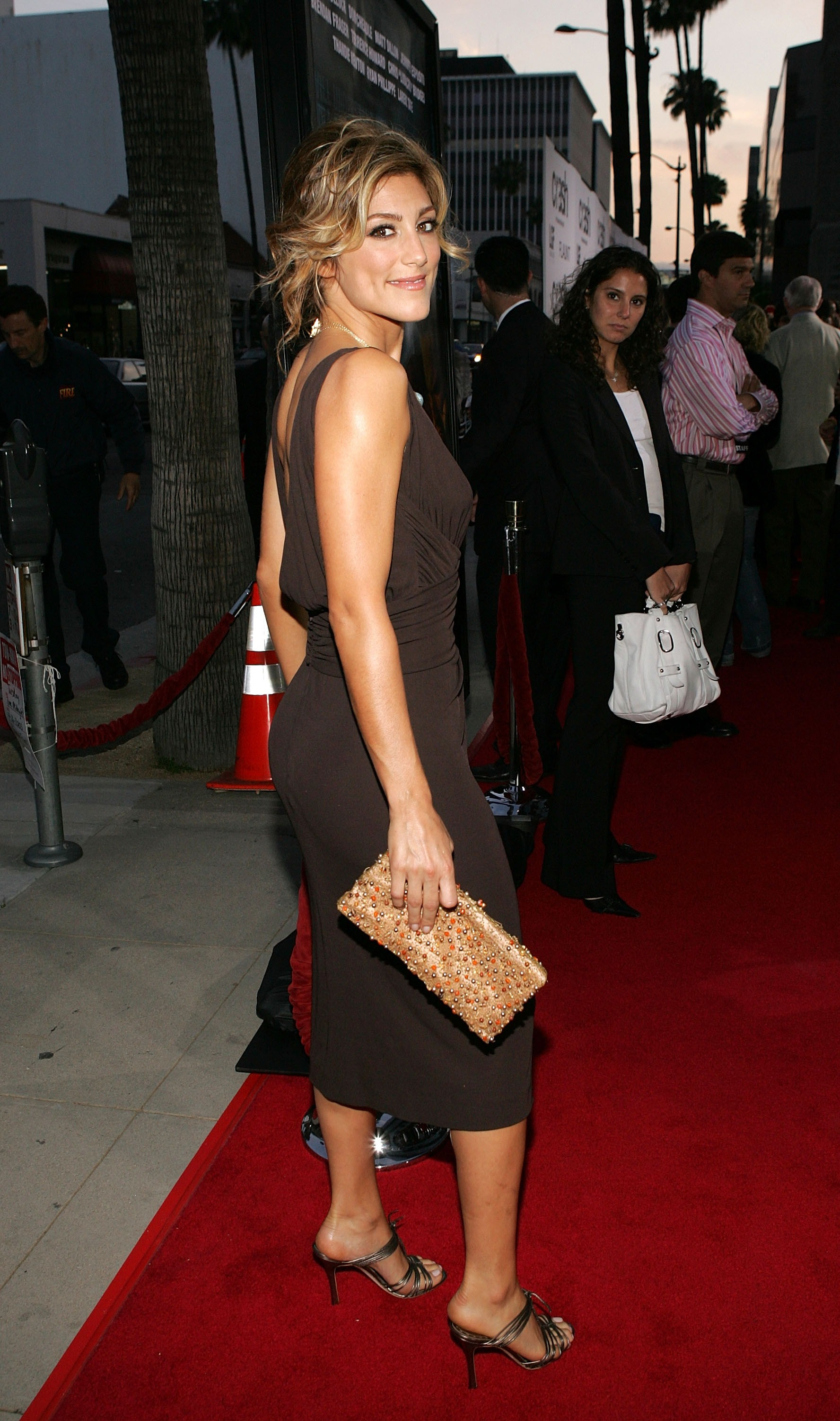 Jennifer Esposito Red Carpet