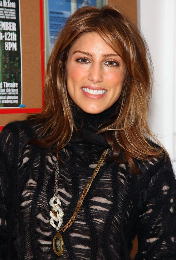 Jennifer Esposito Smile