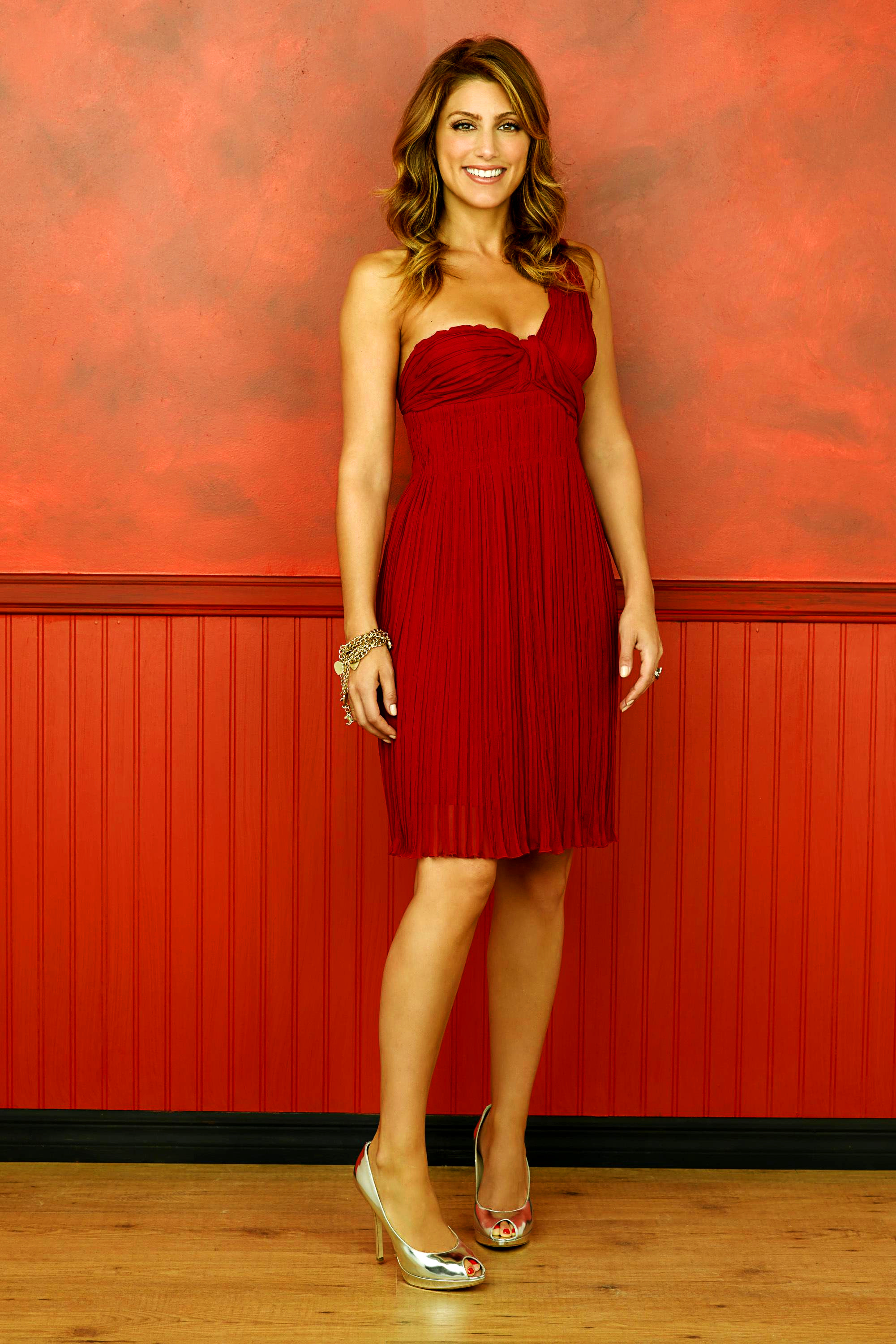 Jennifer Esposito on Photoshoot Photo