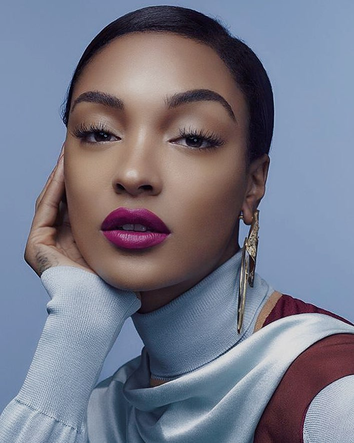 Jourdan Dunn Beautifull Lips