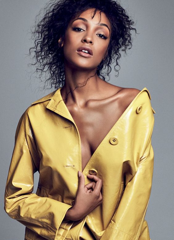 Jourdan Dunn Hot Photoshoot