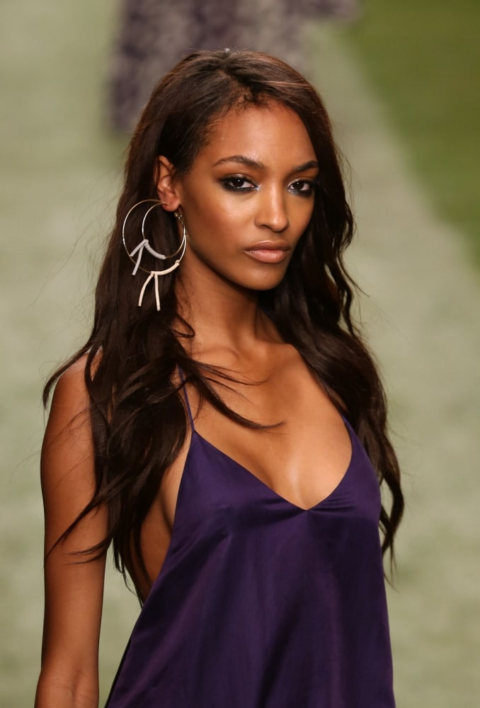 Jourdan Dunn Sexy Boob Pictures