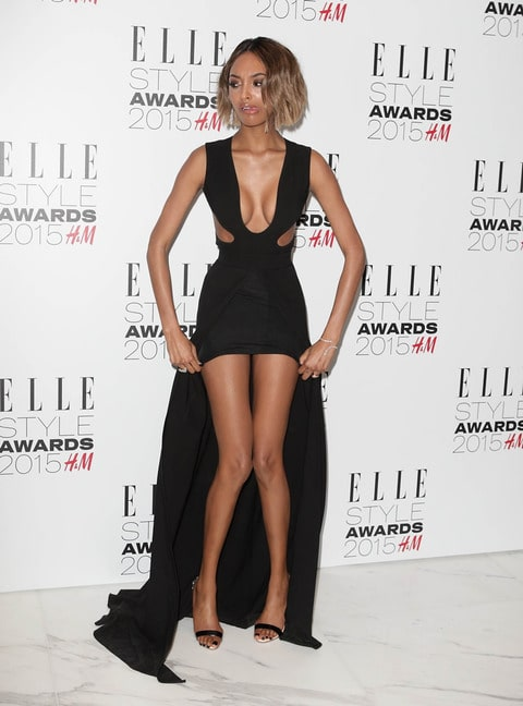 Jourdan Dunn Sexy Boobs Photo