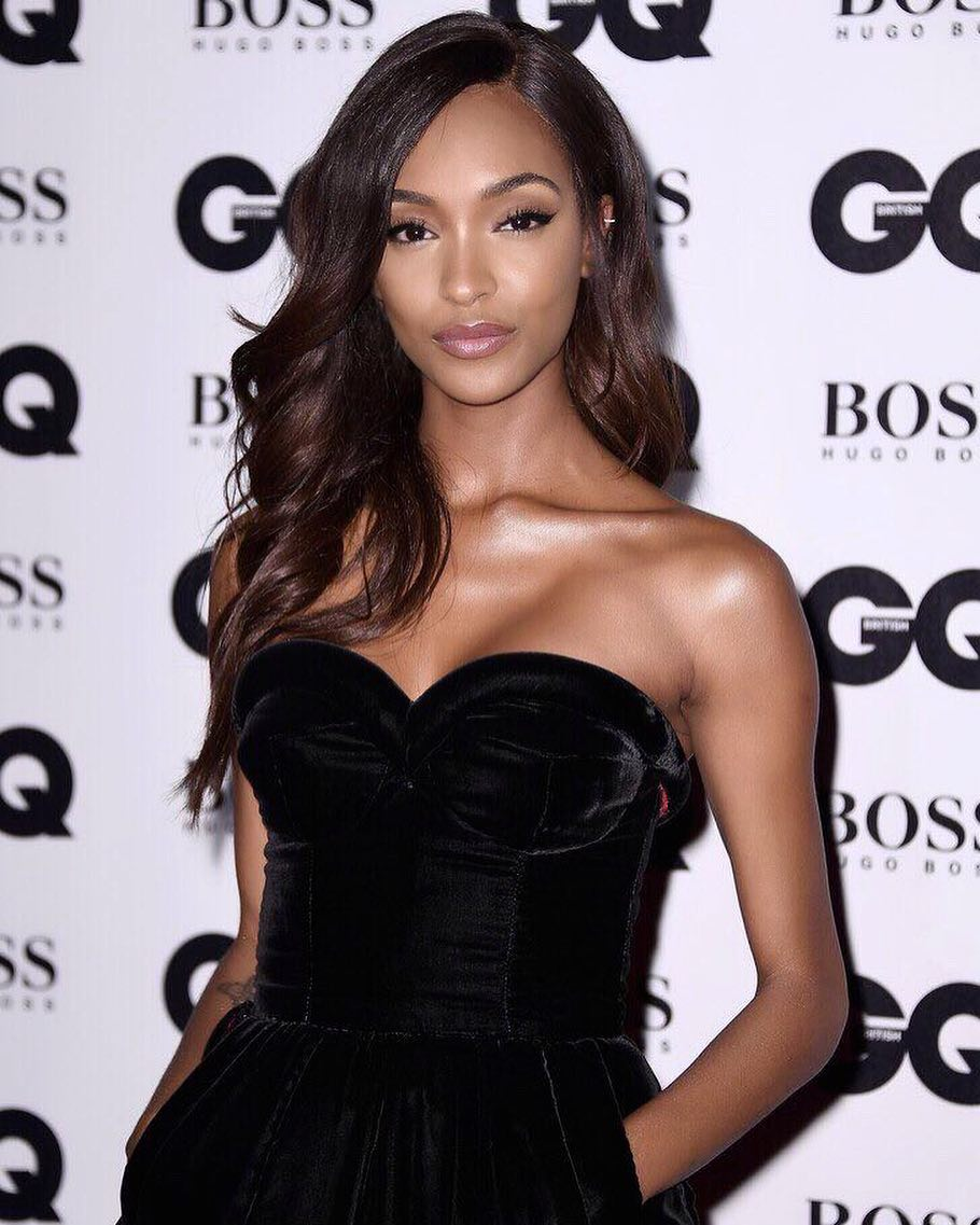 Jourdan Dunn on Awards