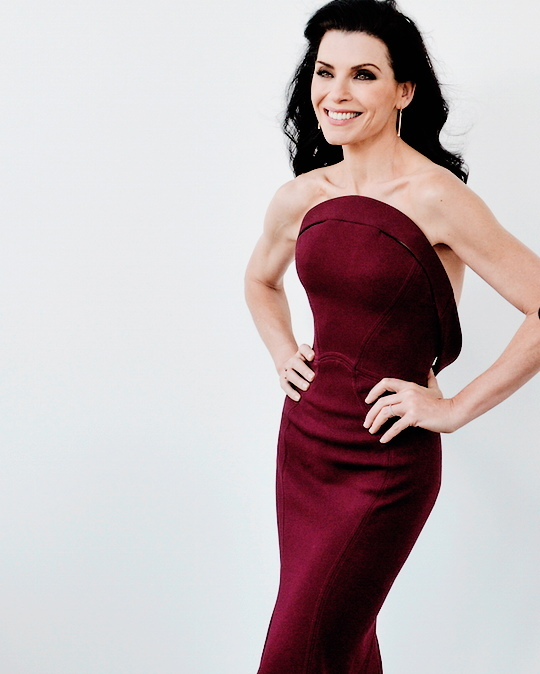 Julianna Margulies Party Dress