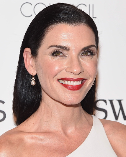 Julianna Margulies Red Lips