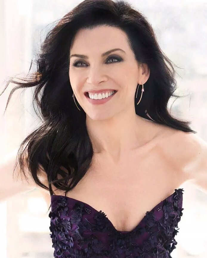Julianna Margulies Smile