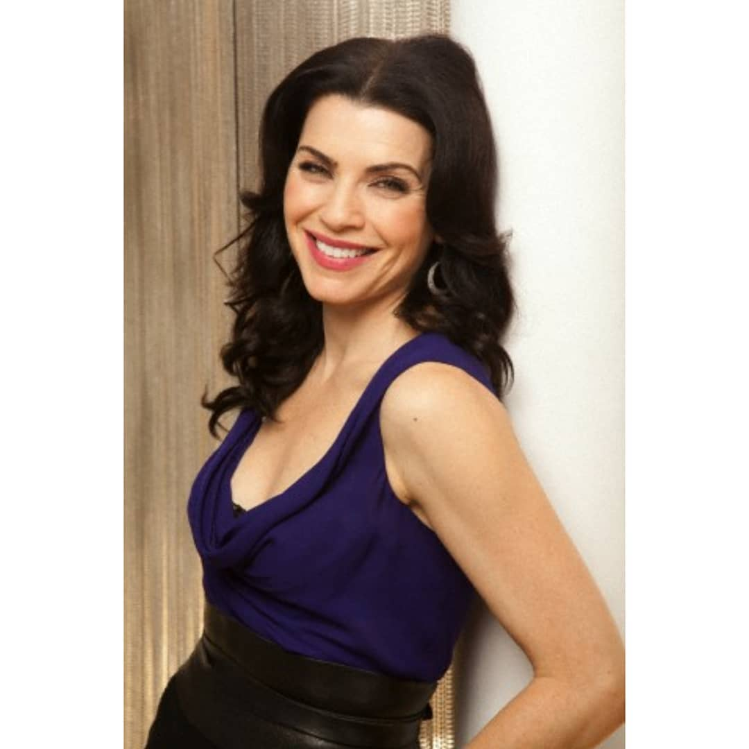 Julianna Margulies Smile Photo