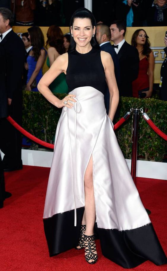 Julianna Margulies on Red Carpet