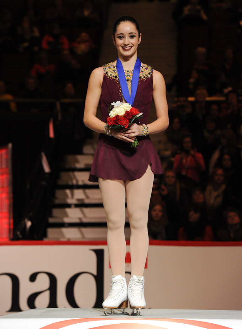 Kaetlyn Osmond awesome pic
