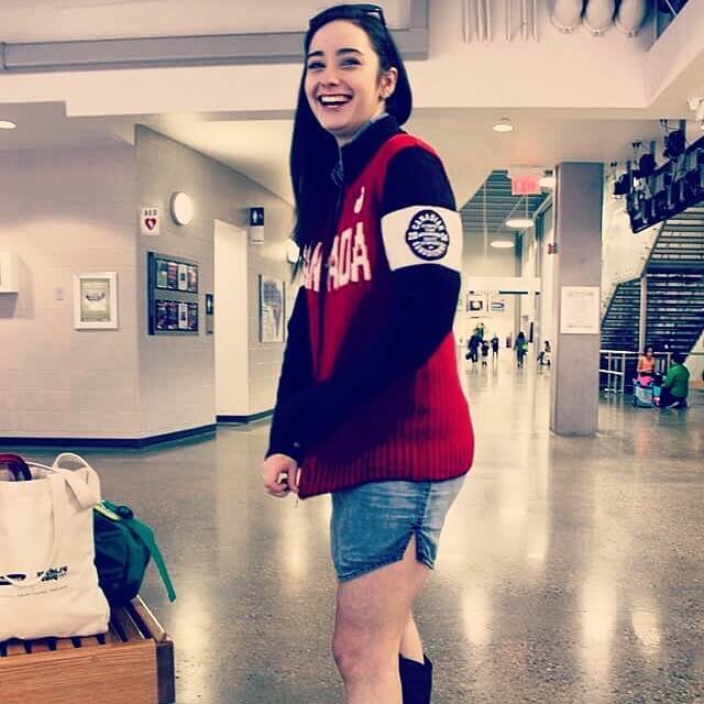 Kaetlyn Osmond hot pictures