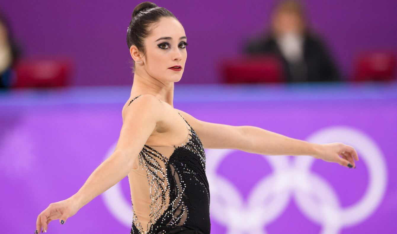Kaetlyn Osmond hot side pic