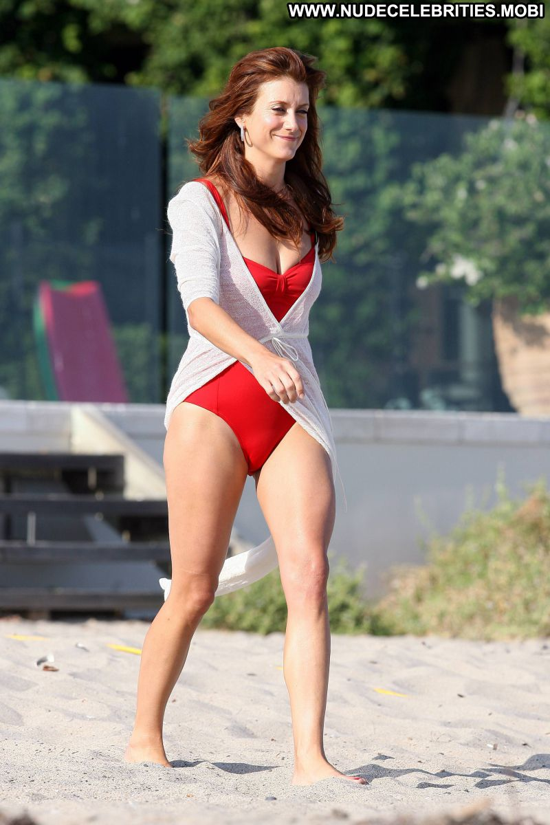 Kate Walsh on Beach