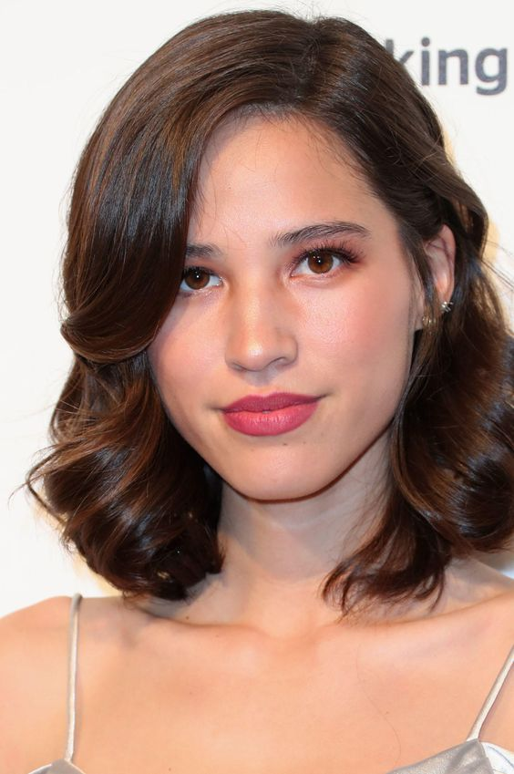 Kelsey Asbille Beautifull Lips