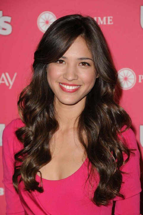 Kelsey Asbille Hot in Pink