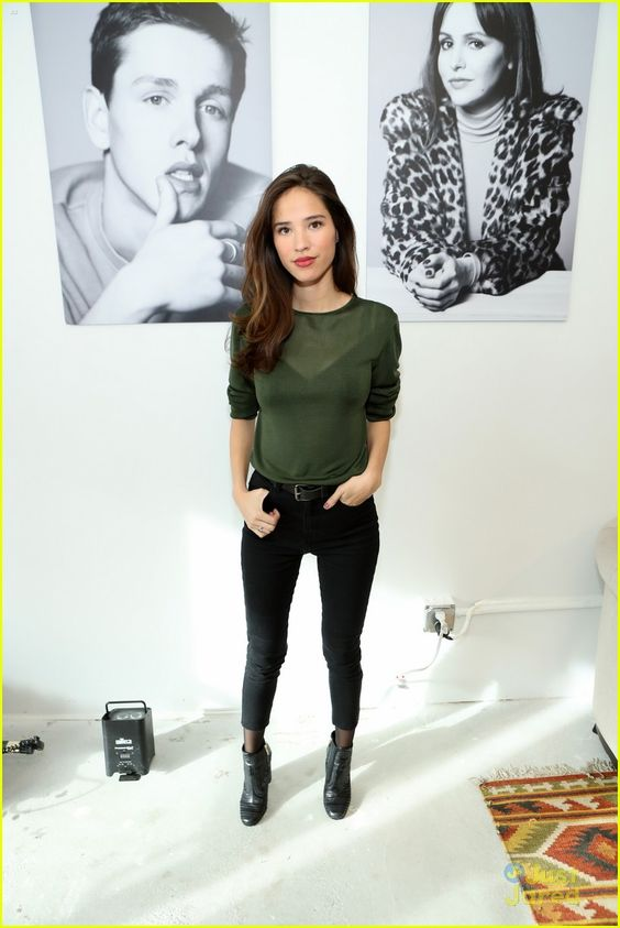 Kelsey Asbille Photoshoot Pics