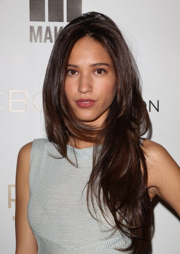 Kelsey Asbille on Awards