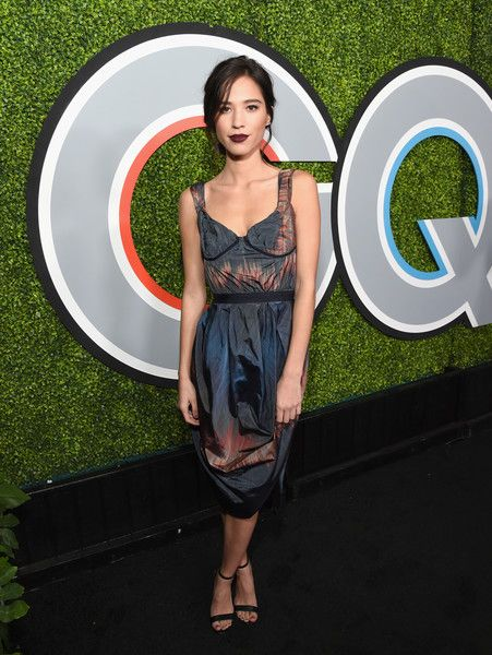 Kelsey Asbille on CQ Awards