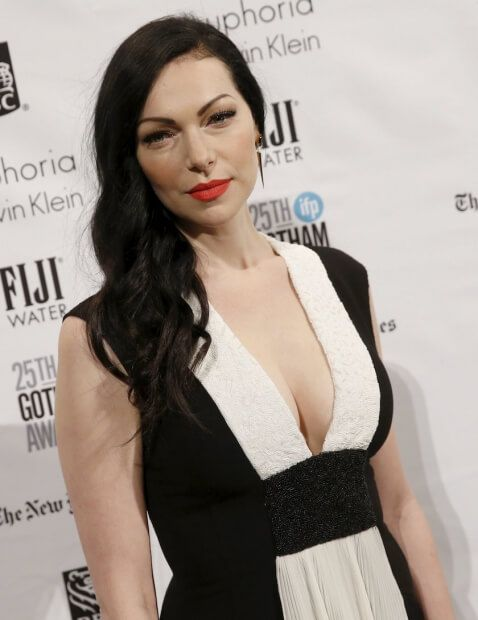 Laura Prepon Red Lips