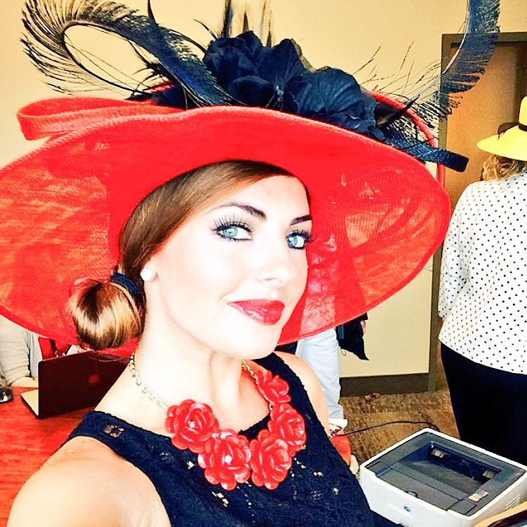 Lauren Gardner Beautiful Hat