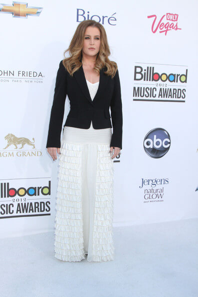 Lisa Marie Presley awesome