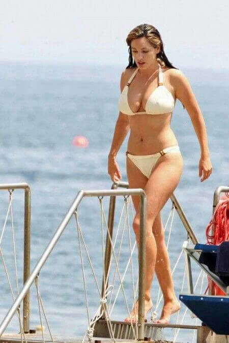 Lisa Marie Presley beautiful bikini