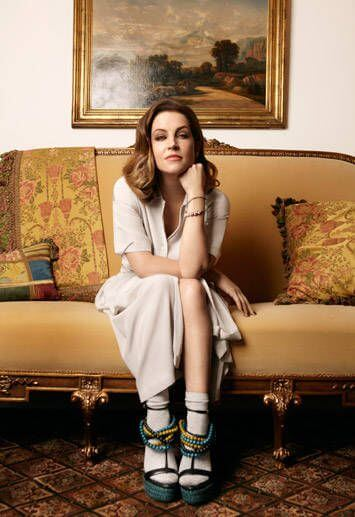 Lisa Marie Presley beautiful photos