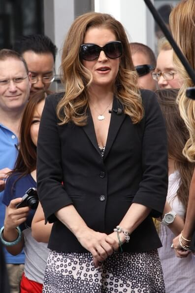 Lisa Marie Presley hot photos