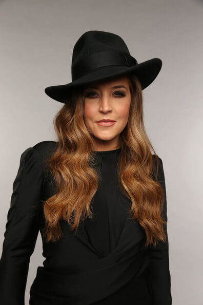 Lisa Marie Presley hot picture
