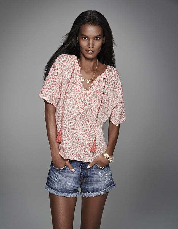 Liya Kebede damm sexy picture