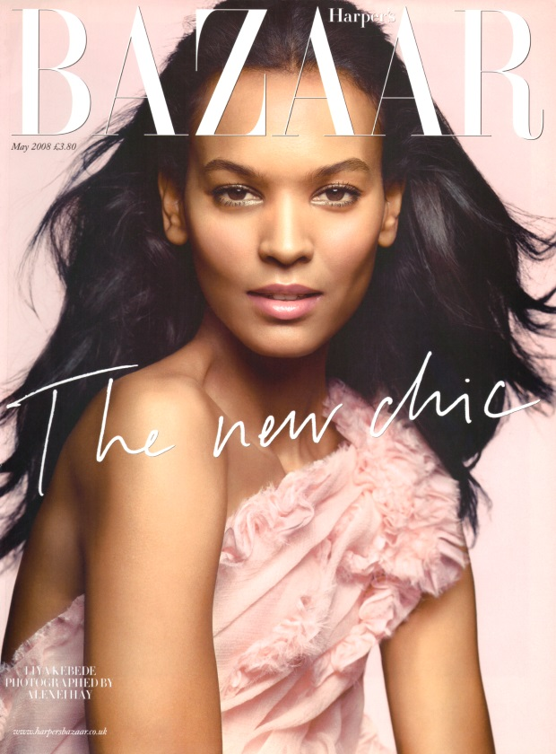 Liya Kebede hot photo