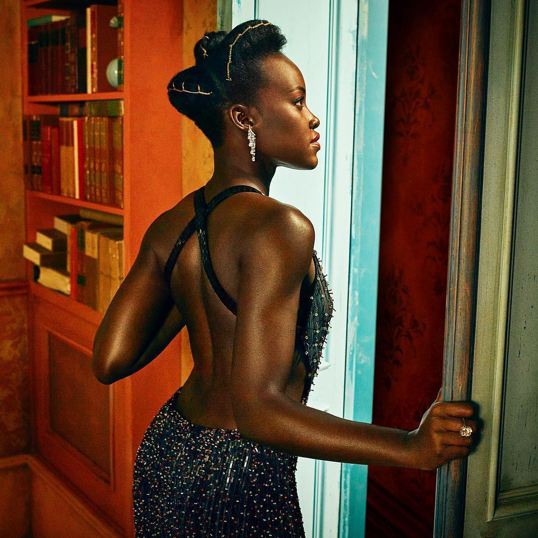 Lupita Nyong'o too hot pic