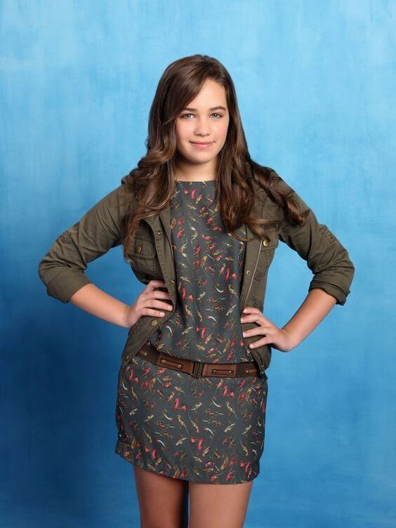 Mary Mouser sexy pic